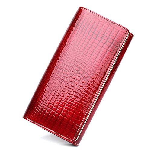 Eysee - Borsetta senza manici Donna Red Nuevos Estilos Diseñador Comprar Barato Popular Manchester Venta Para Barato fPIJh9A7