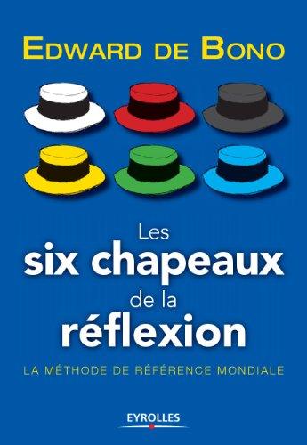 Les six chapeaux de la réflexion