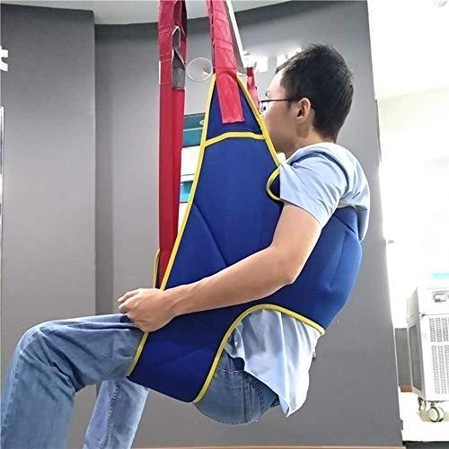 51E0S7XuKGL - D&F Eslinga de Inodoro Elevador de Pacientes,Equipo de elevación con Accesorios De Bucle para Posicionamiento Y Elevación De La Cama,Enfermería,Cuidador 507 Libras