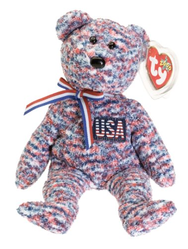 ty-beanie-babies-usa-bear-toy