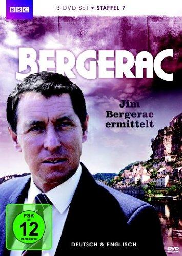Bergerac Season 7 [3 DVDs]