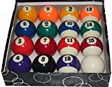 #9: Pool Ball Set (Set Of 16 Balls)