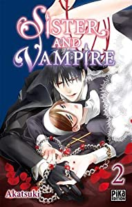 Sister and Vampire Edition simple Tome 2
