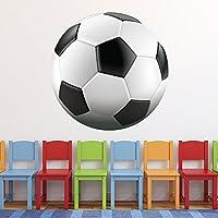 Calcio Wall Sticker sport calcio Adesivo Arte Ragazzi Camera Home Decor disponibile in 8 taglie Extra-Small