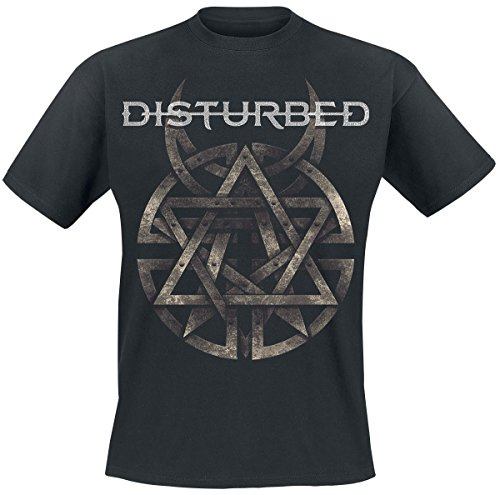 Disturbed Symbol T-Shirt black