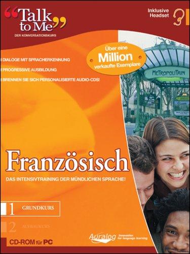 Talk to me 7.0 - Französisch Grundkurs