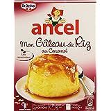 Dr. Oetker Ancel Préparation Pour Gâteau de Riz au Caramel 135 g