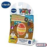 VTECH- Rockit Twist-Jeu SOS Animaux DÉTECTIVES éducatifs, 80-495405, Multicolore
