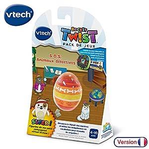 VTech Rockit Twist S.O.S. Animaux détectives - Accesorios electrónicos para niños, 4 año(s), 10 año(s), Boy & Girl, Francés, 46 mm