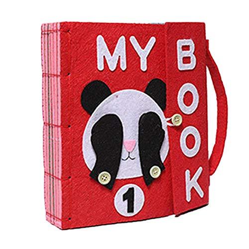 Per Libros Blandos de Material Montessori Tableros de...
