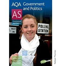 By Duncan Watts AQA Government and Politics AS (Aqa As Level)
