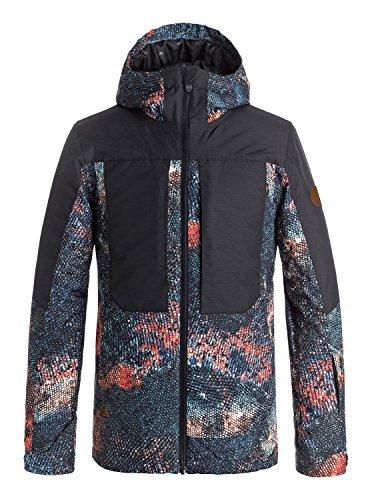 Snowboard-jacke Herren Quiksilver (Quiksilver TR Ambition - Snow Jacket - Snow Jacke - Jungen - Orange)