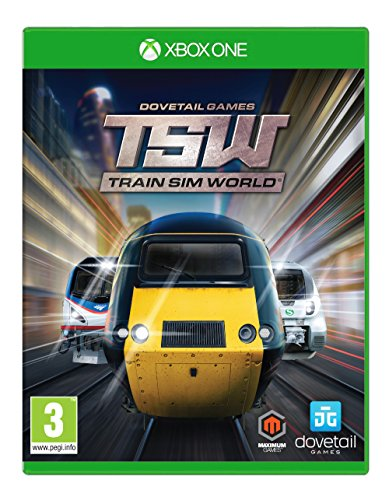 Train Sim World (Xbox One) Best Price and Cheapest