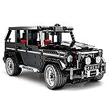 Aiya Technic Classe G SUV G500 Véhicules Blocs de Construction De Voiture Kit Briques Classique Modèle Enfants Jouets Cadeau Compatible Legoings Cadeau d'anniversaire pour Enfants