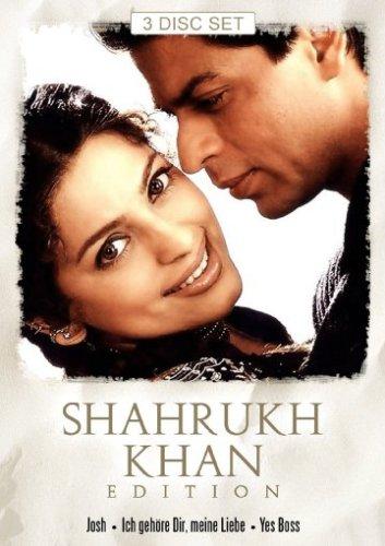 Shahrukh Khan 3er DVD Box – Nr. 6 (Josh, Ich gehöre dir, Yes Boss) - (3 Disc Set)