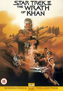 Star Trek II: The Wrath of Khan [DVD] [1982]