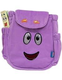 Dora the Explorer Backpack Rescue Bag, Purple Color: Purple Size: One Size Model: DE12347-SC by Nickelodeon