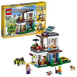 LEGO- Creator Casa Moderna Modulabile, Multicolore, 31068  LEGO