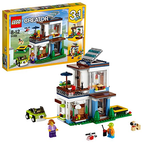 LEGO Creator 31068 - Modernes Zuhause (Zuhause Modernes)