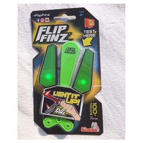Flip Finz Offizielle Typ Farbe Grün flipfinz Flip-typ