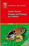 Jacobs/Renner - Biologie und Ökologie der Insekten: Ein Taschenlexikon - Heiko Bellmann