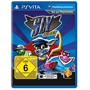The Sly Trilogy – [PlayStation Vita]
