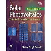 Solar Photovoltaics By Chetan Singh Solanki Pdf