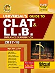 This twenty-seventh edition of Universal's Guide to LL. B. Entrance Examination 2017-18 has been thoroughly revised, updated and systematically structured by treating each chapter as a complete, need-based, informative one and organising relevant inf...