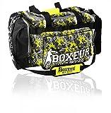 BOXEUR DES RUES Serie Fight Activewear, Borsone Unisex –...