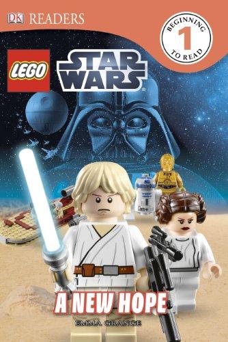 DK Readers L1: Lego Star Wars: A New Hope (Dk Readers. Lego)