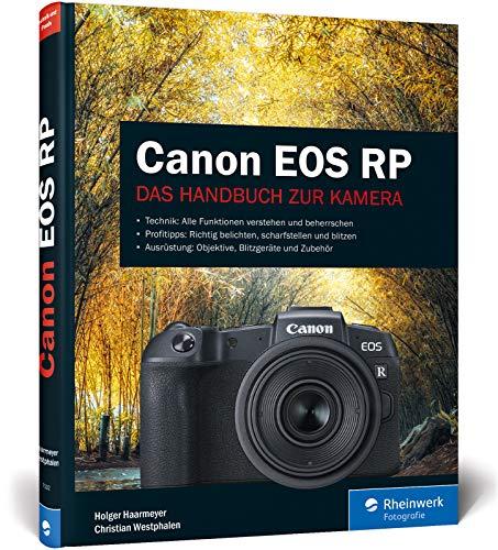 Canon EOS RP: Das Handbuch zur Kamera Canon 1