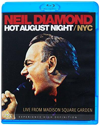 Blu-ray Diamond (Neil Diamond - Hot August Night/NYC [Blu-ray])