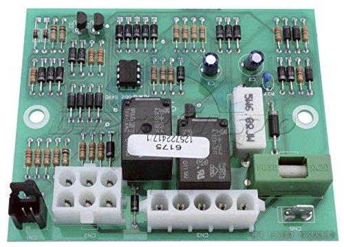 Sharplace Entrada de Salida Jack Plate Oval Plug Set Piezas de Repuesto para Guitarra El/éctrica Baja Negro