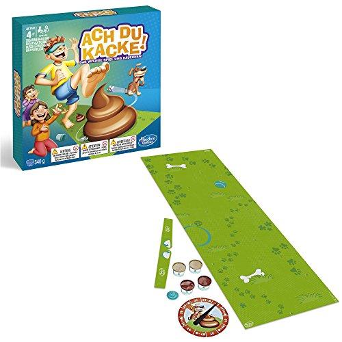 Hasbro Juegos e2489100ACH Du kacke–Juego Infantil