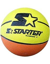 Starter 97035.A66 Balón Slamdunk, Blanco, S