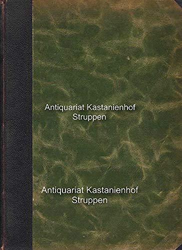 Die Kunst. Monatshefte für freie und angewandte Kunst., II. Jahrg. Heft 1 Oktober 1900. Ohne Beilage.