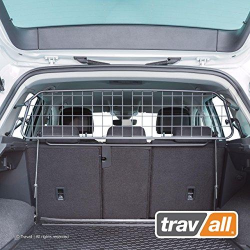 Travall® Guard Hundegitter TDG1486 - Maßgeschneidertes Trenngitter in Original Qualität