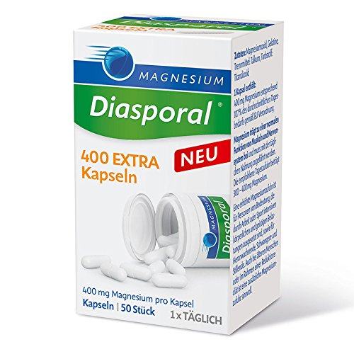 Magnesium-Diasporal 400 EXTRA, 50 St. Kapseln