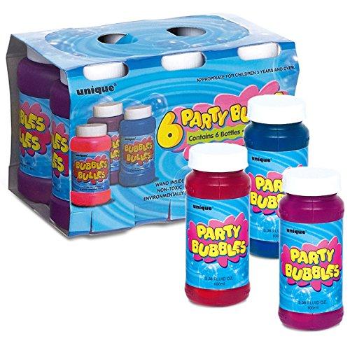 102656 Party Bubbles Favor Pack - by Unique Industries (Blasen Party Pack)
