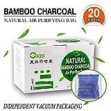 Depuratore Naturale. Deodoranti in Carbone di Bambù /...