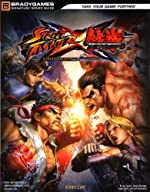 Street Fighter X Tekken Signature Series Guide de BradyGames