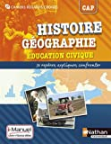 Histoire Géographie Education civique - CAP