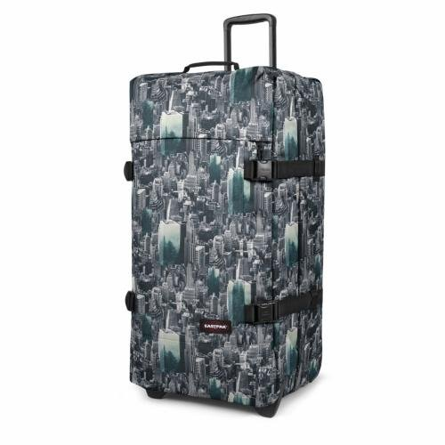 Eastpak Tranverz L Valise - 79 cm - 121 L - Escaping Pines (Multicolore)