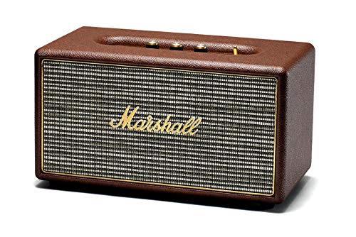 Stanmore Audio Bluetooth Speaker Marshall - Stanmore Audio Bluetooth Speaker by Marshall, Brown