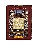 Heye 29564 - Standardpuzzle, Jean-Jaques Loup Score, 1000 Teile