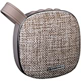Zebronics ZEB-PASSION Portable bluetooth wireless speaker with built in fm / call function