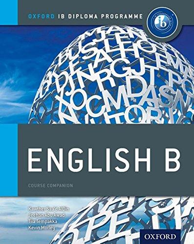 English B: Student's Book (English B For Ib Diploma Programme)