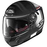 X-lite x 702gt Four Passe Casque intégral moto Composite fibre N-COM–Noir mat