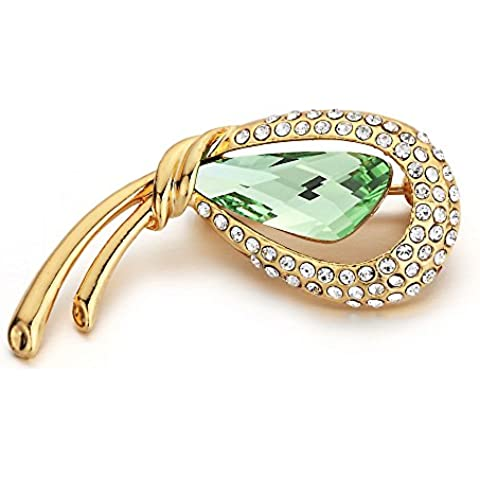 Swarovski Elements Peridoto