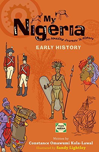 My Nigeria: Early History (English Edition)